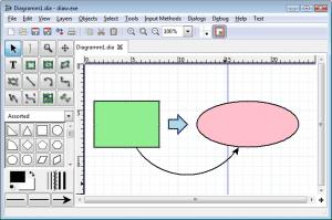 sketch room layouts or wiring schematics