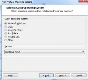 Windows 8  on Vmware