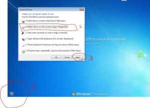 Windows Magnifier 300x216 Forgot administrator password windows 7   [Solved]