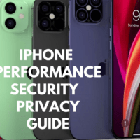 iPhone performance security guide